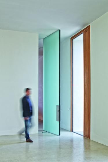 GM MARTITION® Light - Pendeltür di Glas Marte | Porte interni