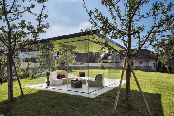 pavillon360 von glas marte produkt. Black Bedroom Furniture Sets. Home Design Ideas