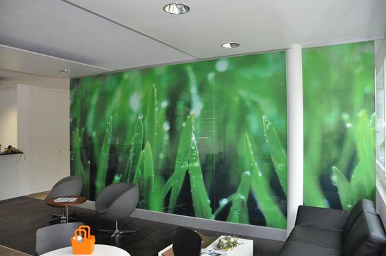 GM FOTODRUCK AUF GLAS by Glas Marte | Glass panels