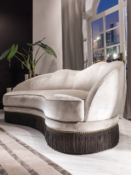 Daisy by Longhi S.p.a. | Sofas