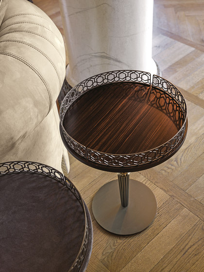 Gueridon by Longhi S.p.a.   Side tables