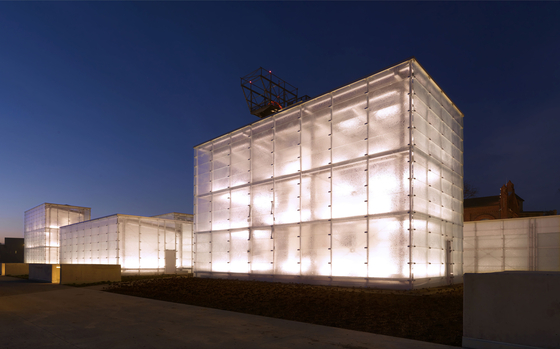 ICE-H® de Glas Marte | Systèmes de façade