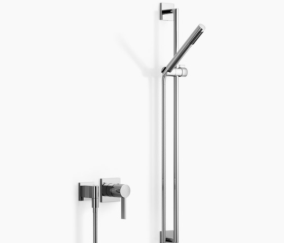 CL.1 - Wall-mounted single-lever shower mixer by Dornbracht | Shower controls