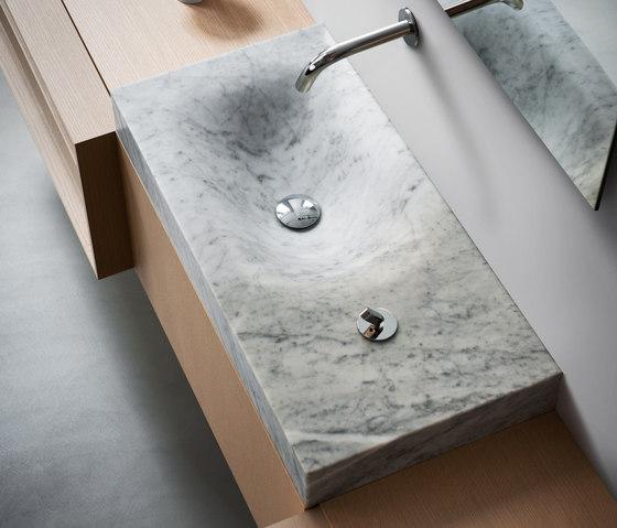 Flat 815 stone de Agape   Lavabos