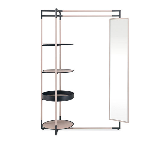 Bak valet stand mirror di Frag | Specchi