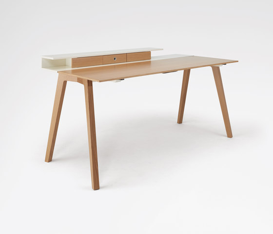 TABLE.H by König+Neurath | Individual desks