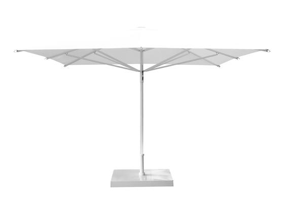 Type S16 Aluminum umbrella by MDT-tex | Parasols