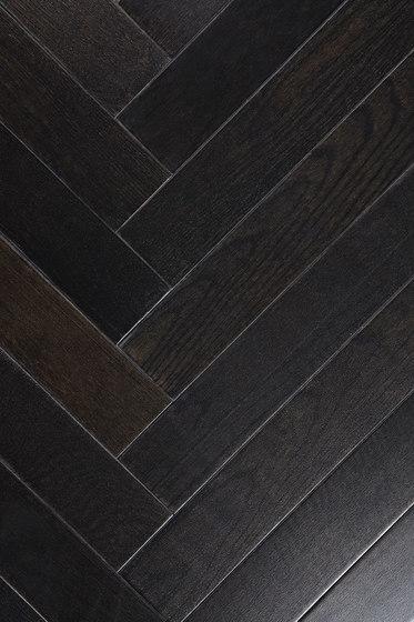 Pure Kyoto   Herring-Bone, Black by Imondi   Wood panels