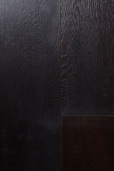 Pure Kyoto | Pitch, Black by Imondi | Wood panels