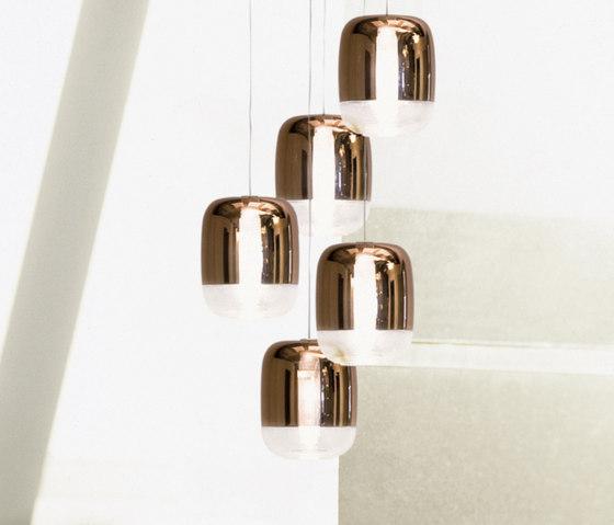 Gong 5R Mini di Prandina | Illuminazione generale
