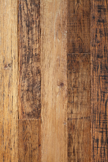 Stockholm Rough | Salvage Oak, Chocolate by Imondi | Wood flooring