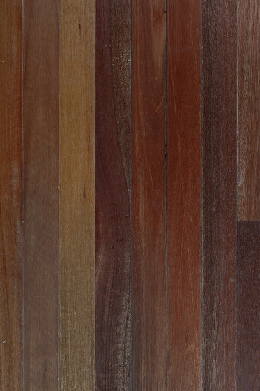 Uniquely Rio | Salvage Red Wood de Imondi | Suelos de madera