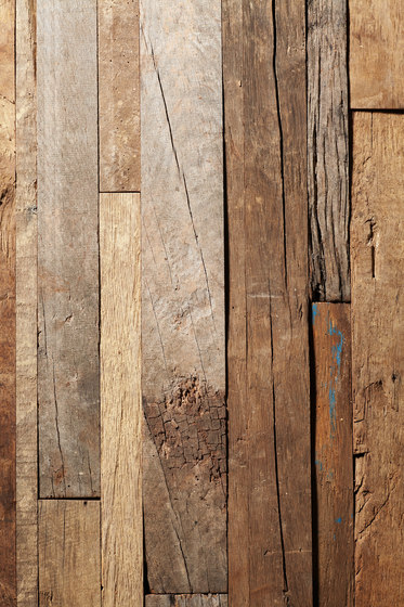 Uniquely Rio | Salvage Wall Cladding, KAPOW! by Imondi | Wood panels