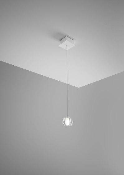 Beluga F32 A26 00 by Fabbian | Suspended lights