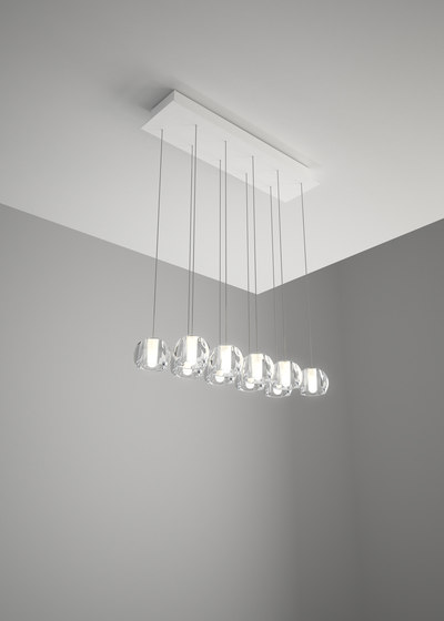 Beluga F32 A28 00 by Fabbian | Suspended lights