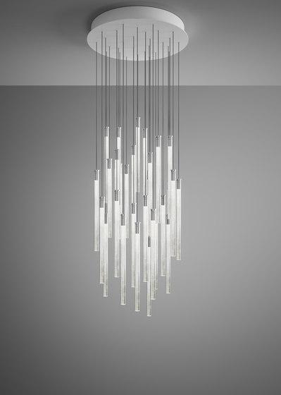 Tooby F32 A04 00 de Fabbian | Lámparas de suspensión