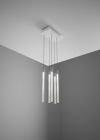 Tooby F32 A07 00 by Fabbian   Suspended lights