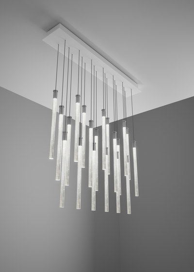 Tooby F32 A09 00 by Fabbian | Suspended lights