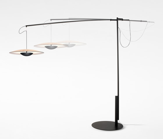 Ginger XXL 60 by Marset | Free-standing lights