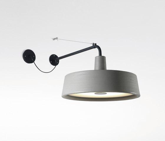 Soho A LED by Marset   Wall lights