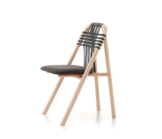 Unam 01/C von Very Wood | Restaurantstühle