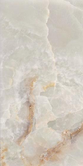 Precious Stones White Onix by GranitiFiandre | Ceramic panels