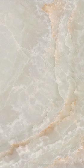 Precious Stones White Onix di GranitiFiandre | Lastre ceramica