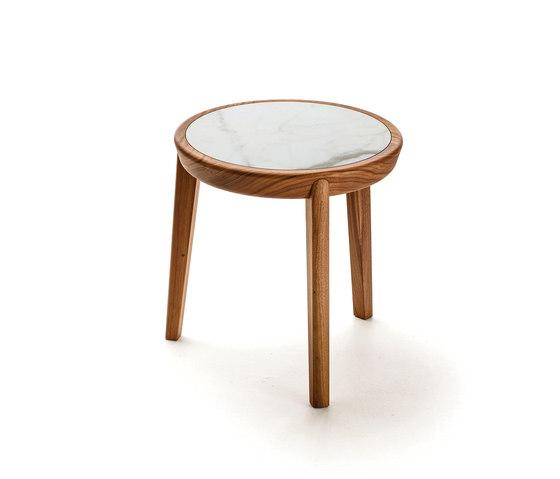 Bellevue T01/M di Very Wood | Tavolini alti