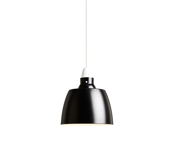 Hang On Honey Pendant Jet Black by NEW WORKS   Suspended lights