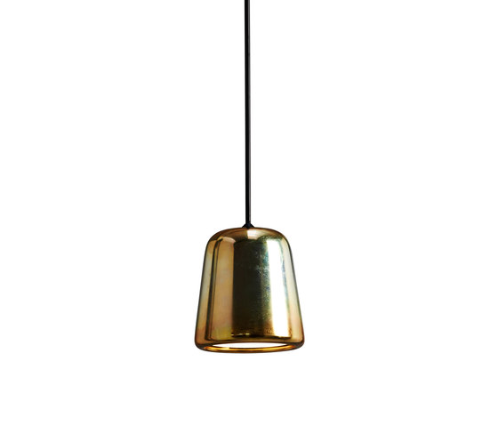Material Pendant Yellow Steel by NEW WORKS | Suspended lights