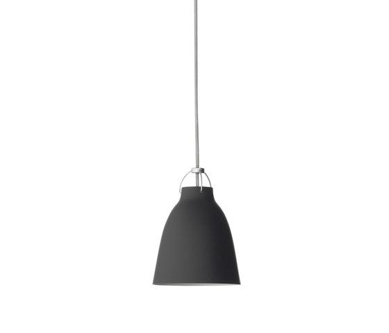 Caravaggio™ | Matt P1 Black by Fritz Hansen | Suspended lights