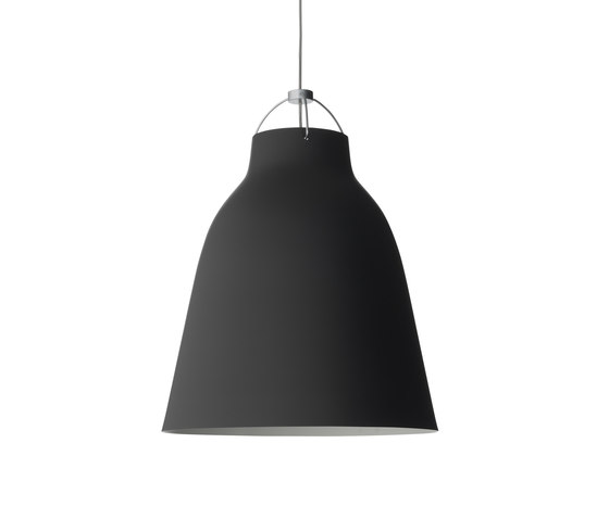 Caravaggio™ | Matt P4 Black by Fritz Hansen | Suspended lights