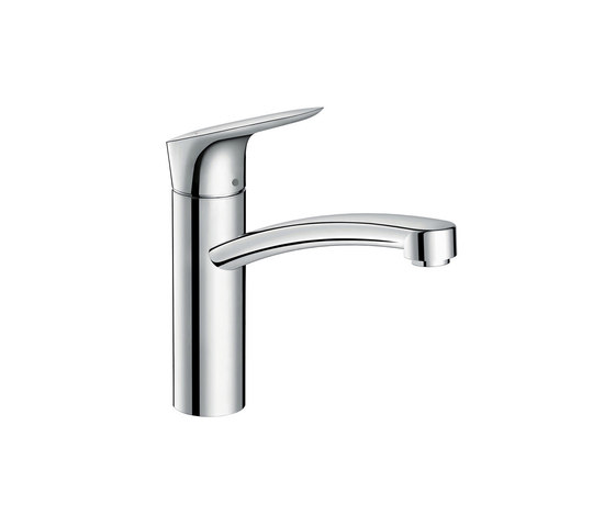 hansgrohe Logis Single lever kitchen mixer 160 by Hansgrohe | Kitchen taps