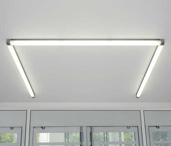 Casablanca Follox 3S Ceiling System Moduls di Millelumen | Lampade plafoniere