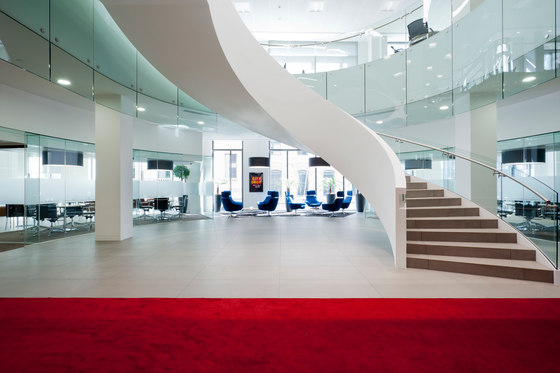 EeSoffit | Helical Stairs Stone TWE-524 by EeStairs | Staircase systems