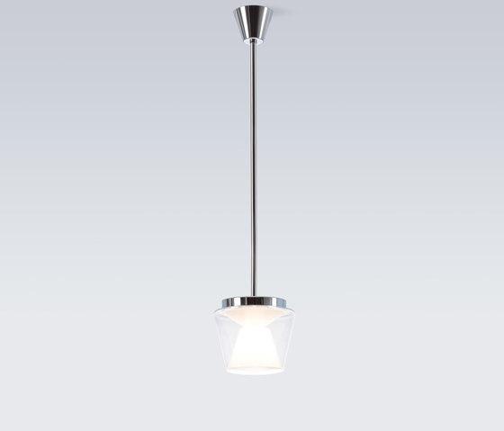 ANNEX LED Suspension | Reflektor opal von serien.lighting | Pendelleuchten