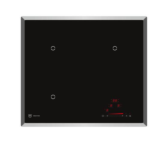 Induction hob | GK37TIMSC by V-ZUG | Hobs