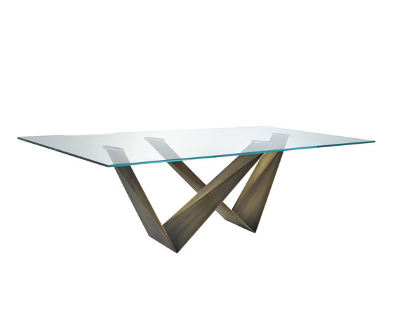 Prisma 72 Steel von Reflex | Esstische