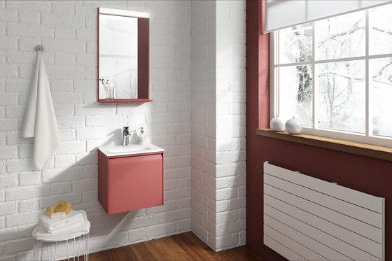 mellow Inspiration 46 di talsee | Mobili lavabo