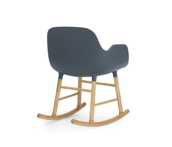 Form Rocking Armchair de Normann Copenhagen | Sillones