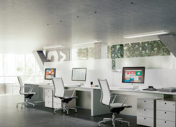Sistema 28 by Fantoni | Desks