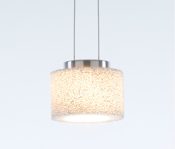 Reef LED Suspension with 1 shade by serien.lighting | General lighting