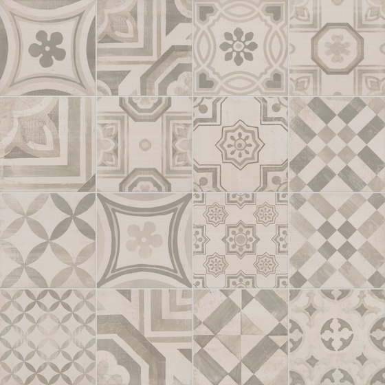 Cementine Cold by Keope | Ceramic tiles