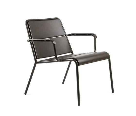 CP9100  Low Armchair by Maiori Design | Garden armchairs
