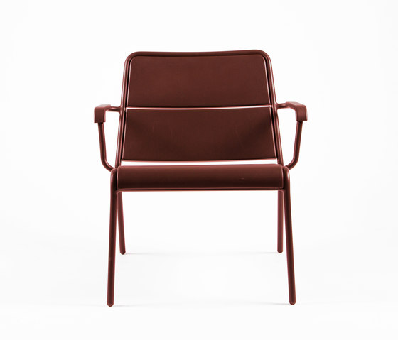 CP9100  Low Armchair by Maiori Design | Garden armchairs