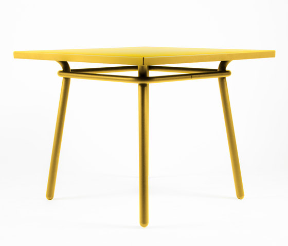 CP9110 Square Table by Maiori Design | Dining tables