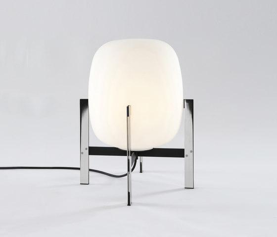 Cesta Metálica | Table Lamp di Santa & Cole | Lampade tavolo
