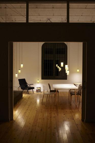 Cirio Múltiple | Pendant Lamp di Santa & Cole | Lampade sospensione