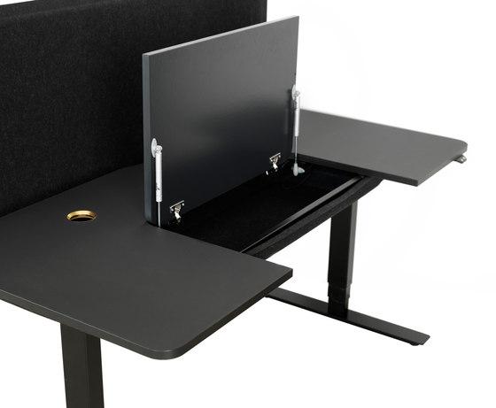 Siglo Schreibtisch von Horreds | Einzeltische