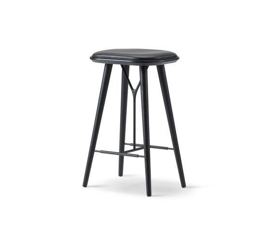 Spine Stool di Fredericia Furniture | Sgabelli bancone